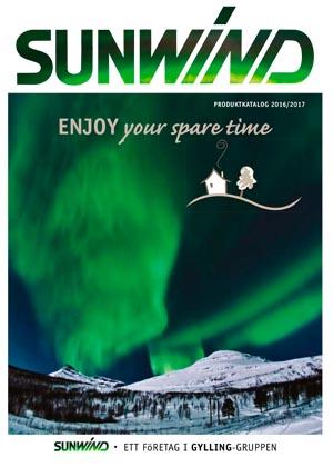 Sunwind katalog framsida