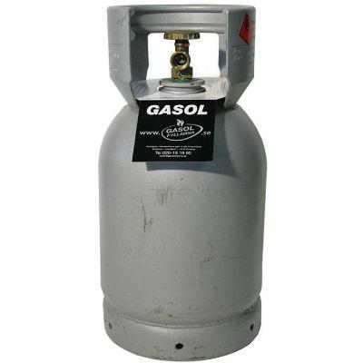 Gasolflaska PA6